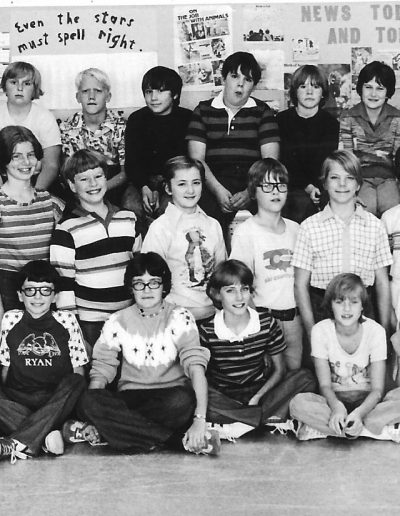 12 Sixth grade science in Manchester IA was my first teaching job